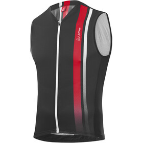 Löffler Aero Full-Zip Bike Tanktop Men anthracite